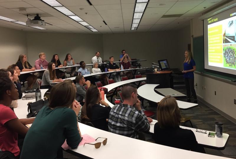 Internship Presentations: Lorin Farr