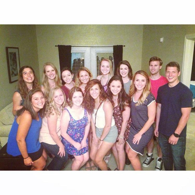 IOHRM students