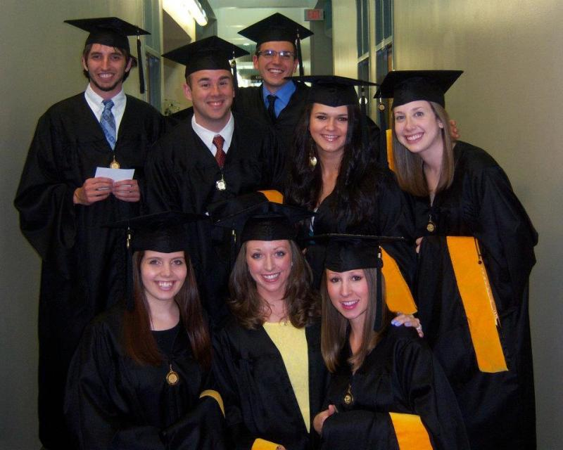 IOHRM students