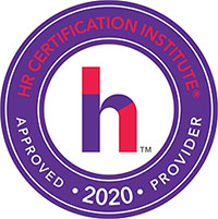 HRCI Approved Provider 2020