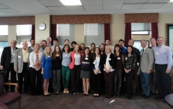 IOHRM students and advisory board