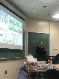 Merchants Distributors, Inc.VP of HR John Dollar Presents at SHRM Meeting