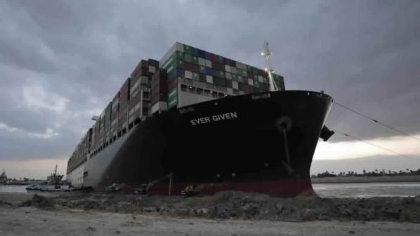 Ever Given Ship