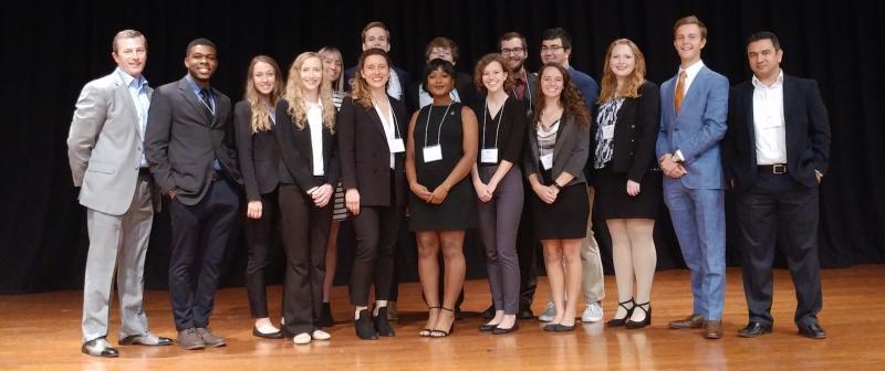 HR Science Team at RCIO Conference