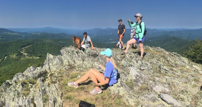 Cohort Hiking